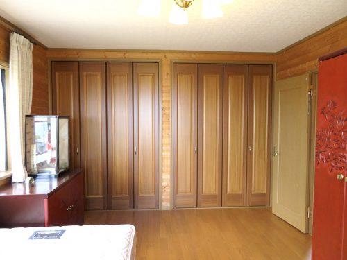 2階10帖の洋室(内装)