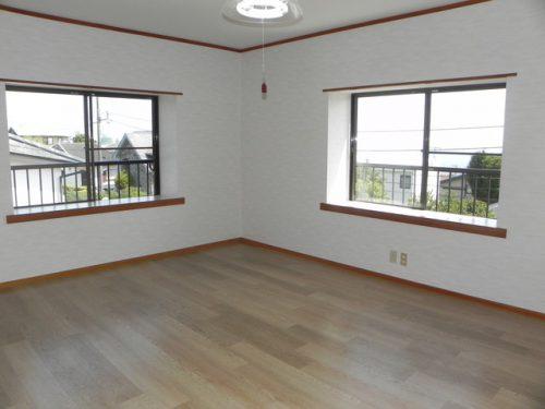 2階10帖洋室(内装)