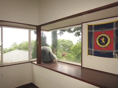 2階ホールからの眺め(内装)
