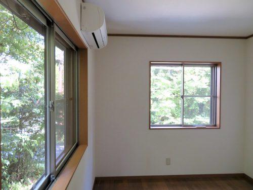 1階6帖の洋室