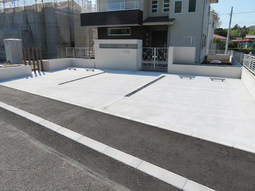 駐車スペース3台可(外観)