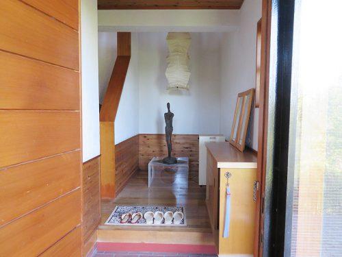 玄関ホール(玄関)